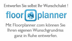 Mobilheim Grundrisse mit Floorplanner.com